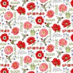 Poppy Meadow Garden