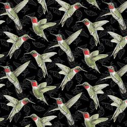 Poppy Meadows Hummingbird
