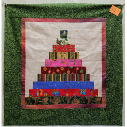 Holiday Gifts Quilt Top
