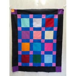 Color Block Quilt Top