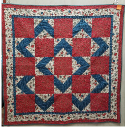 Colonial Patch Quilt