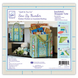 QAYG Insulated Shoppers Tote