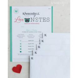 Kimberbell Love Notes Mystery