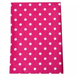 Pink Polka Dot Tea Towels