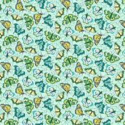Under the Sun Butterflies Mint