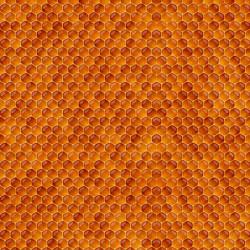 Always Face Sunshine Honeycomb Terracotta
