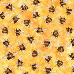 Always Face Sunshine Bees