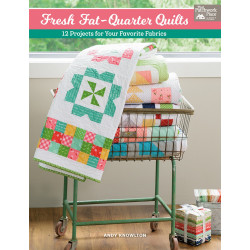 Fresh FQ Quilts