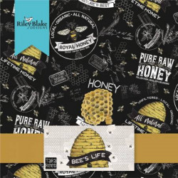 Bee's Life Charm Pack