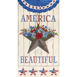 America the Beautiful Panel