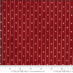American Gatherings Star Row Red