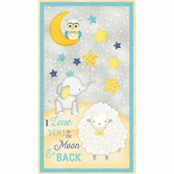 To the Moon and Back Panel