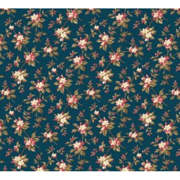 Fairfield-Calico Floral-Blue