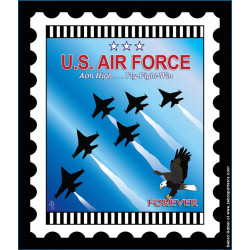 US Air Force Stamp