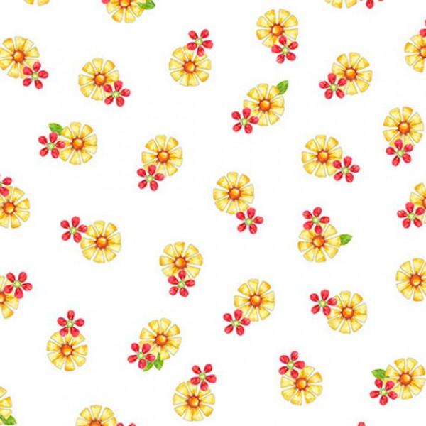 Tossed Flowers