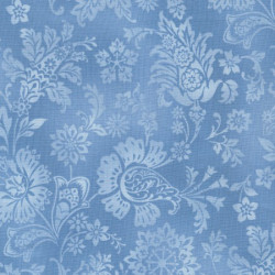 Blue Jacobean