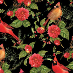Christmas in the Wildwood--Cardinals