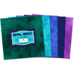 Royal Nights Mini Charms