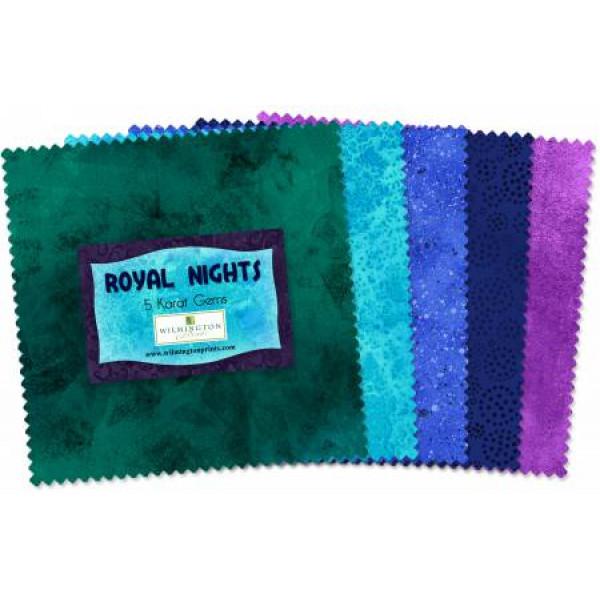Royal Nights Mini Charms