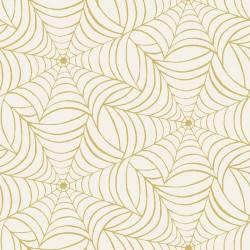 Midnight Spell Gold Spider Web