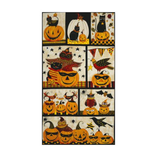 Too Cute to Spook-Panel