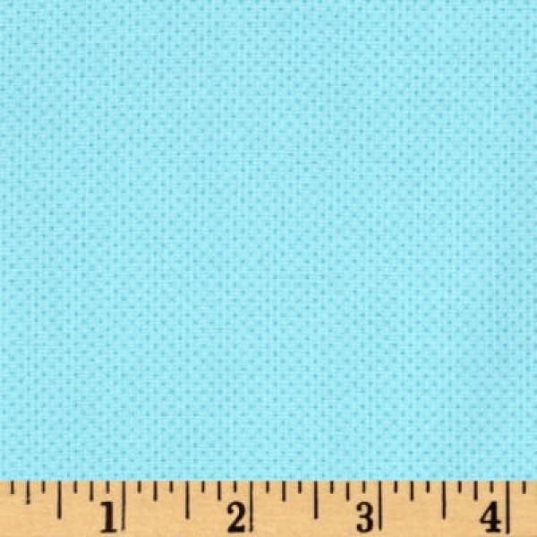 Aqua Pin Dots