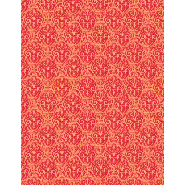 Blossom and Bloom Orange tonal