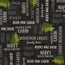 Moose Trail Lodge Lingo