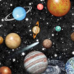 Intergalactic Planets Black