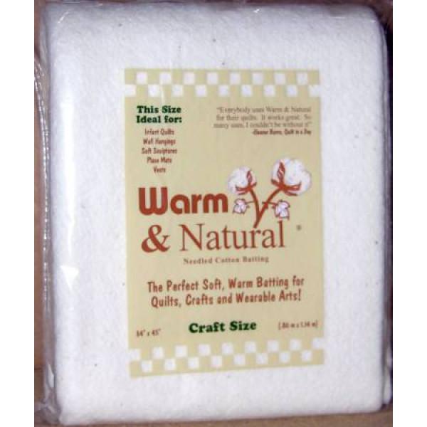 Warm and Natural Craft